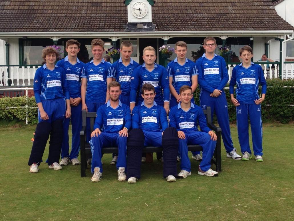 North Gwent Gladiators Under 19's - Team Photo